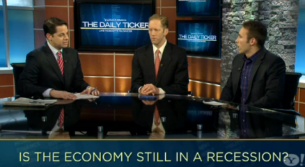 American hasn't recovered from 2008-2009 economic recesssion