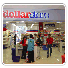 Canadian cut back on spending dollar store