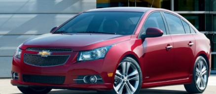 Chevy Cruze engine catch on fire - GM Recall