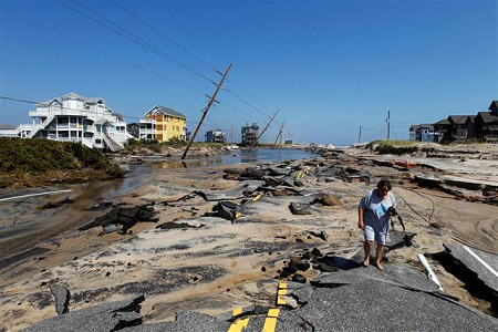 Hurricane Irene damage estimated at $4.7 billion