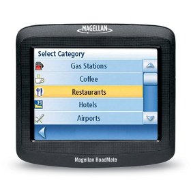Magellan RoadMate 1212 GPS Receiver Review