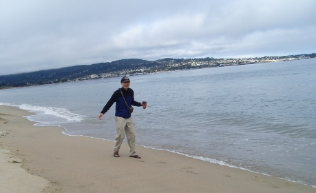 Back from California, Monterey, Santa Cruz, San Francisco, Marin, Gilroy