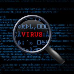 Confiker and Downadup computer virus worm