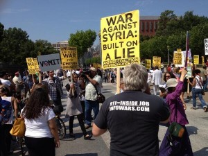 Syria-invasion-built-on-washington-lies-Protest